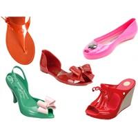 Şeker Tadında Sandaletler