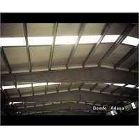Polikarbonat Çatı İşıklandırma Sistemleri