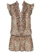 2010 Baharlık Şifon Elbise Modelleri