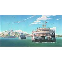Marmaray Projesine Animasyon Reklam
