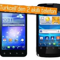 Turkcell T21 Maxiplus Ve Turkcell T30 Özellikleri