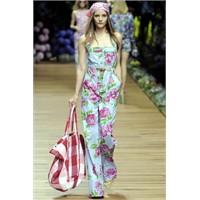 D&G 2011 ilkbahar yaz koleksiyonu