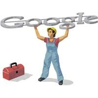 Google 1 Mayıs İşçi Bayramı Doodlesi