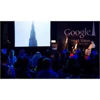Google Street View Gökdelenin Tepesinde!