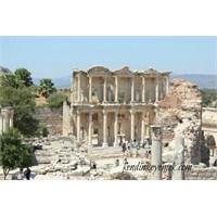 Güler Efes'de, Meryem Ana'da, Şirince'de