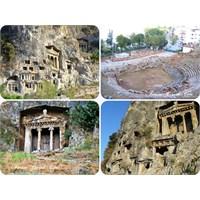 Likya Uygarlığı | Antik Kentler ( Fethiye )