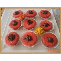 Nutellalı Pembiş Muffinler