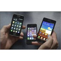 Akıllı Telefonlarda Lider Samsung
