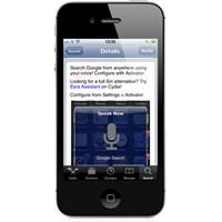 İphone'da Google Sesli Aramayı Etkinleştime