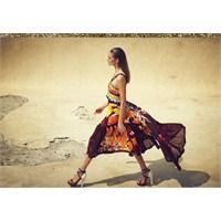 2012 Yaz Trendi: Uzun Etekler