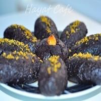 Kakaolu Portakalli Şekerpare