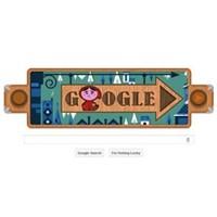 Google'dan ' Kırmızı Başlıklı Kiz' Doodle'i
