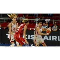 Tkbl Başladı; Galatasaray Kazandı!