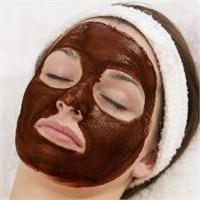 Çikolata Maskesi Uygulamasi