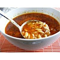 Çorbalar.. Arpa Şehriye Çorbası