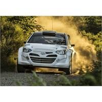 Hyundai 2014'te Wrc'de