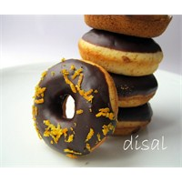 Donut Tarifi...Disalce