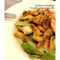 Tavuklu Sezar Salata - Endinin Mutfagi