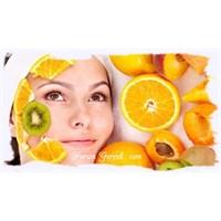 Meyveli Maskelerle Sivilcelerden Kurtulun