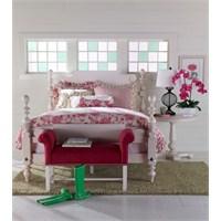 Romantikliği Yansıtan Vintage Yatak Odaları