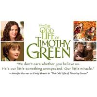 Timothy Green'in Sıradışı Yaşamı'nı İzlediniz Mi?