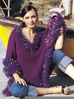 Feza Gina Ve Zara İple Yapılmış Panco
