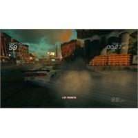 Ridge Racer: Unbounded Oynanış Videosu