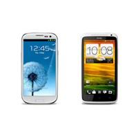 Samsung Galaxy S İii, Htc One X Karşılaştırması