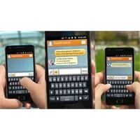 Samsung Chaton: Sms'in Sonu Mu?