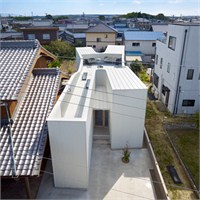 İlginç Japon Evleri