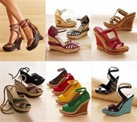 2009 Ayakkabılarda Deri Yine Sahnede