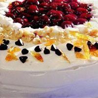 Kremalı Nefis Pasta