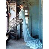 Kuyruklu Abiye Elbise Modelleri
