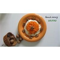 Havuçlu Kereviz Salatası(Gül-i Nisan Mutfağı)