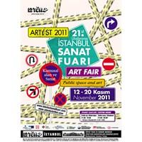 21. İstanbul Sanat Fuarı {artist 2011}