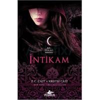Gece Evi, İntikam - P.C.Cast+ K.Cast, Kitap Yazısı