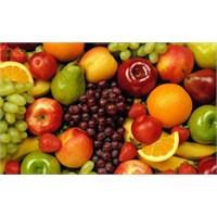 Meyveler, Yararları, Bilmedikleriniz Ve Kalorileri