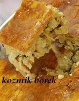 Kozmik Sebzeli Börek
