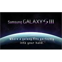 Son Dakika: Galaxy Siii'ün Basın Görseli Yayınland
