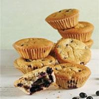 Yaban Mersinli Muffin