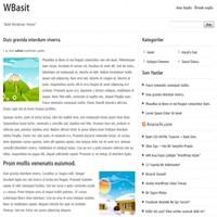 Wbasit Wordpress Teması
