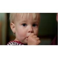 Çocuklarda Parmak Emme Alışkanlığı