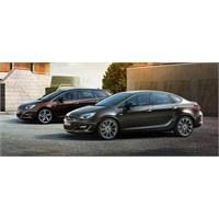 2012 Yeni Opel Astra Sedan Teknik Özellikleri