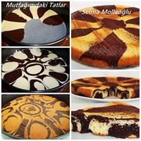 Alacalı Kek (Mutfak Ve Tatlar)