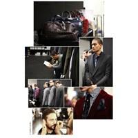 Backstage | Giorgio Armani Sonbahar Kış 2013/2014