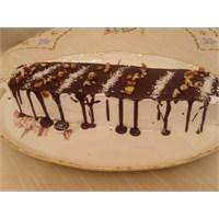 Pudingli Pasta Yapımı