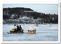 Kuzeyde Balık Nasıl Tutulur? / Ice Fishing