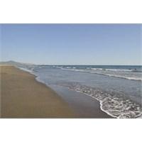 Özlen Plajı, Karadere