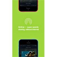 Vimeo Airdrop Özelliğine Sahip İos Uygulaması
