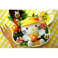 Bento: Yemeklerin Eğlenceli Hali